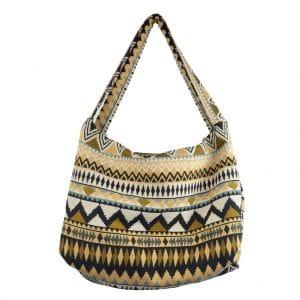 Mom bag aztec Mini Fem
