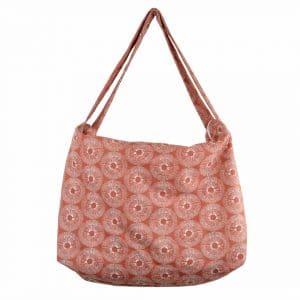 Mom bag rood Mini Fem